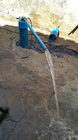 Outorga de poço artesiano