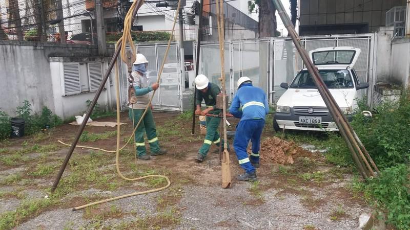 Empresa especializada em projetos ambientais