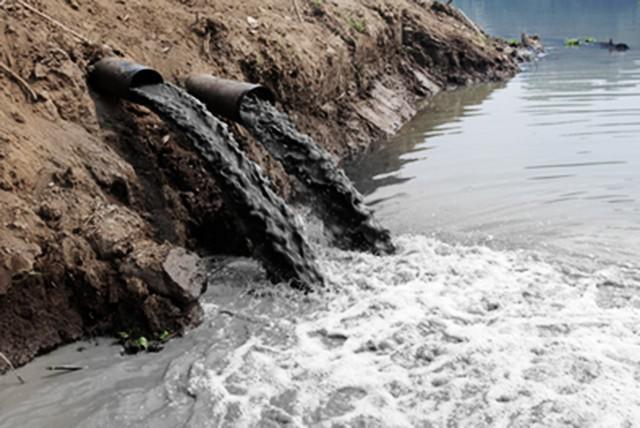 Sistema de reutilização de água industrial